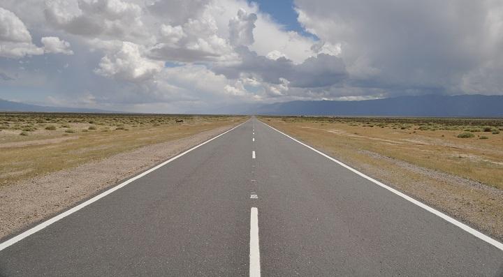 Las Carreteras M 225 S Rectas Y Aburridas Del Mundo