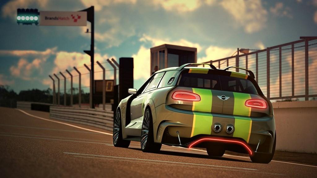 MINI Clubman Vision Gran Turismo 10