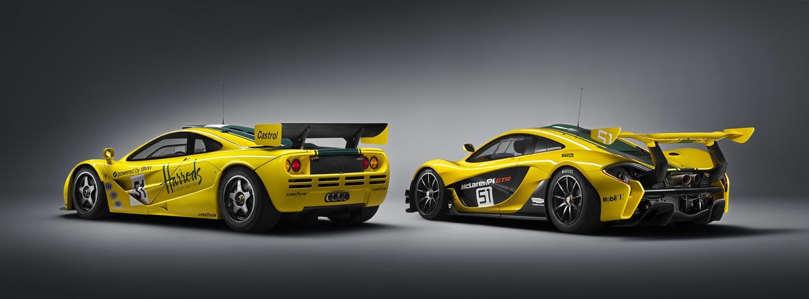 McLaren P1 GTR 10