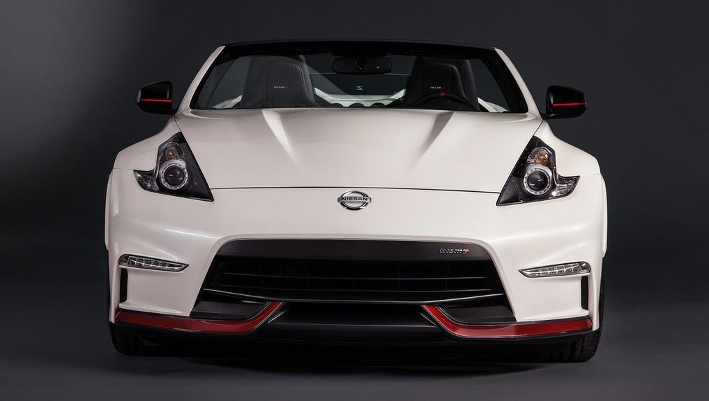 Nissan 370Z Nismo Roadster Concept frontal