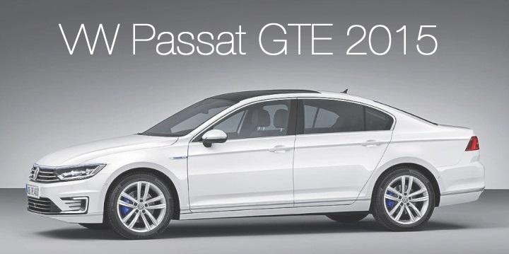 Passat GTE 2015