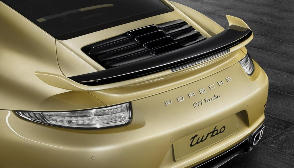 Porsche 911 Turbo kit Porsche Exclusive