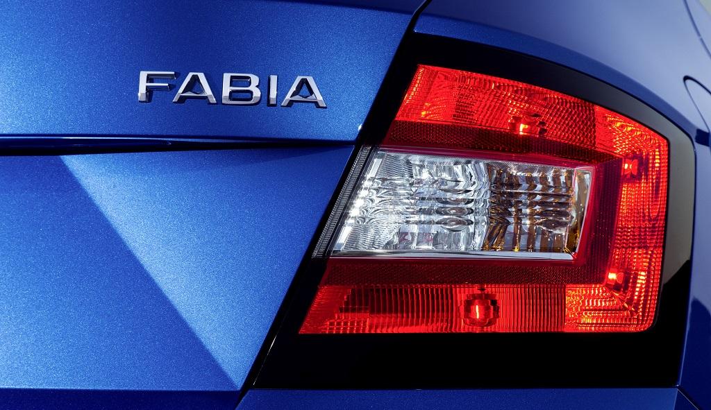 Skoda Fabia emblema