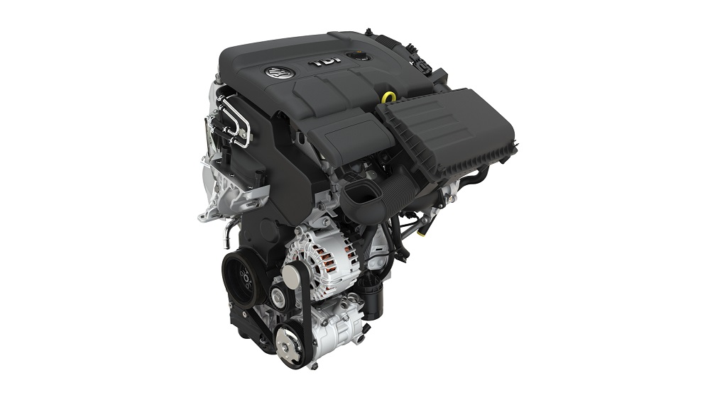 Skoda Fabia motor TDI