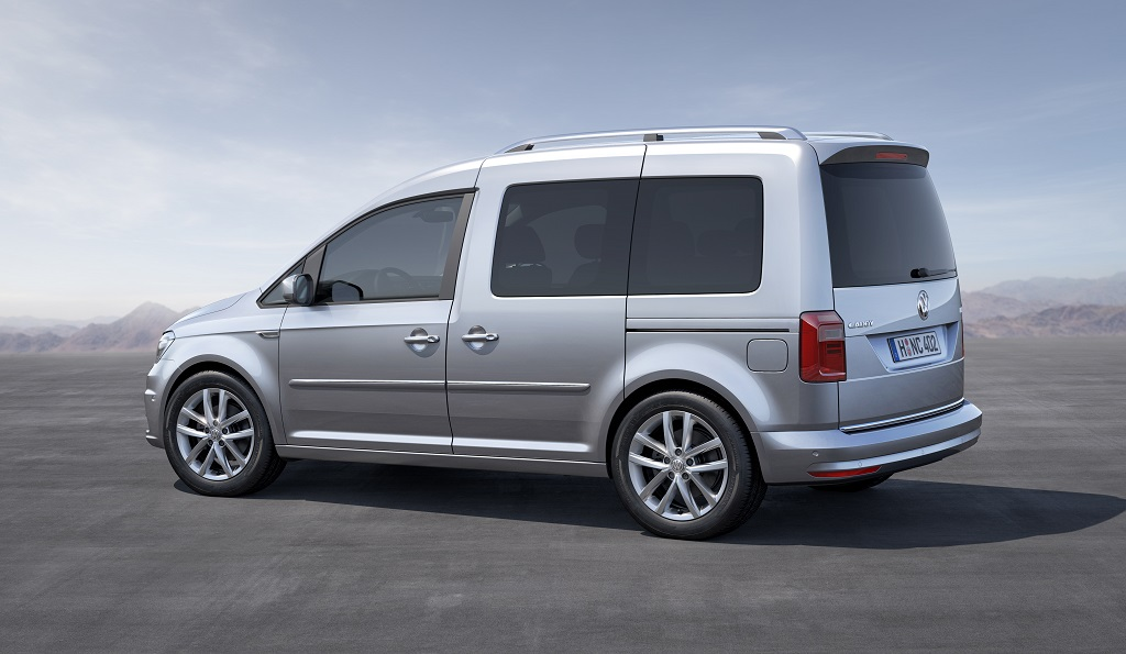 Volkswagen Caddy 2015 9