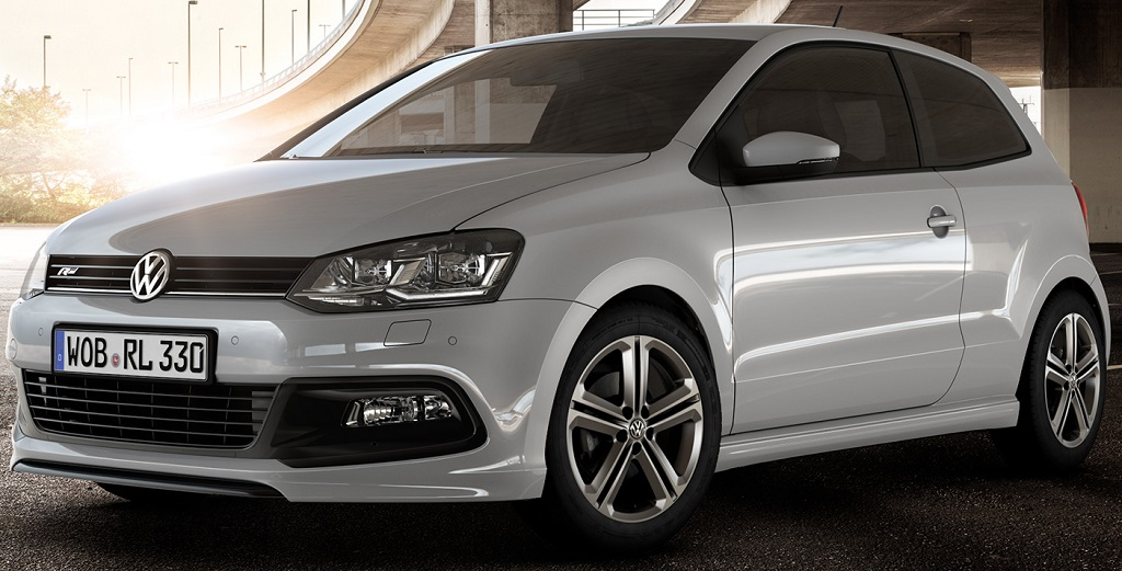 volkswagen polo r line 2015 un extra de deportividad. Black Bedroom Furniture Sets. Home Design Ideas