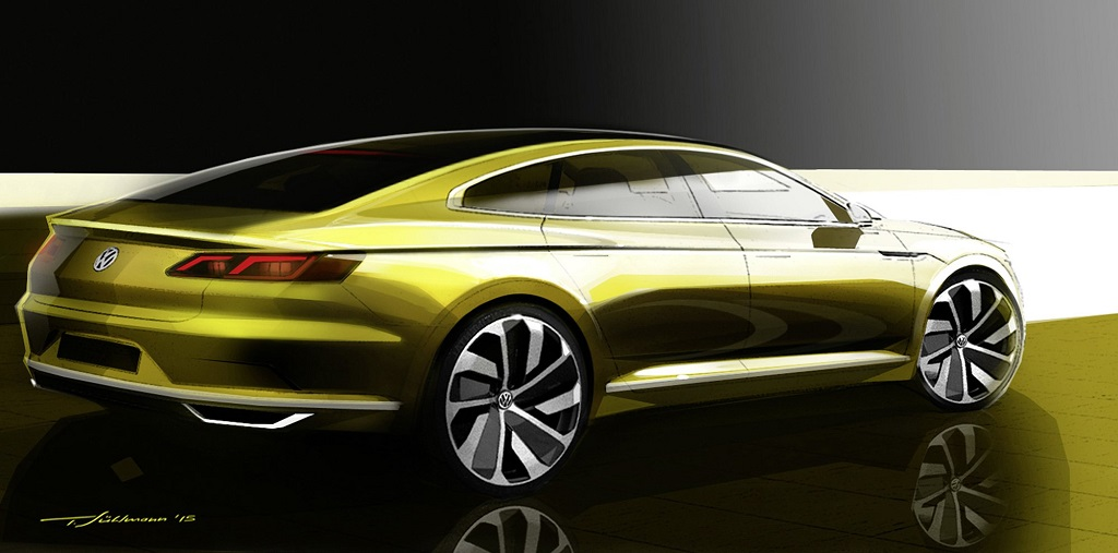 Volkswagen Sport Coupe Concept GTE 2