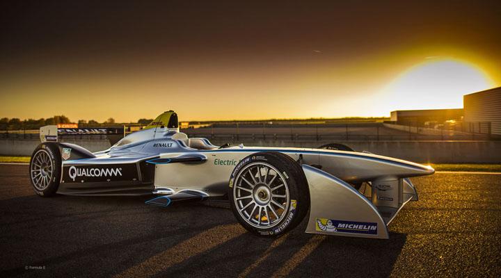 coche formula e