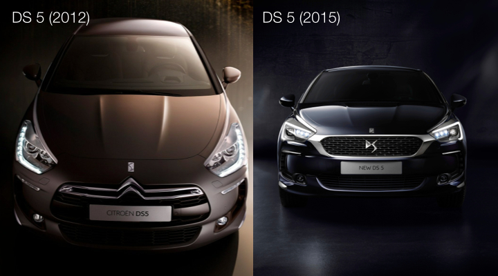 ds 5 2012 vs ds 5 2015 motor a fondo net