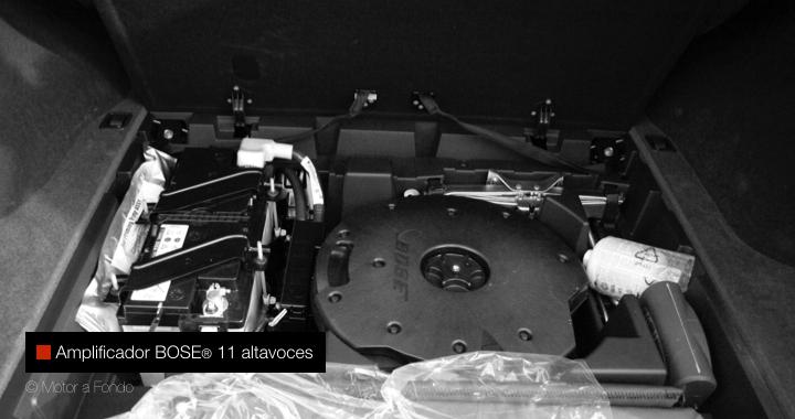 sistema bose infiniti qx50 motor a fondo net