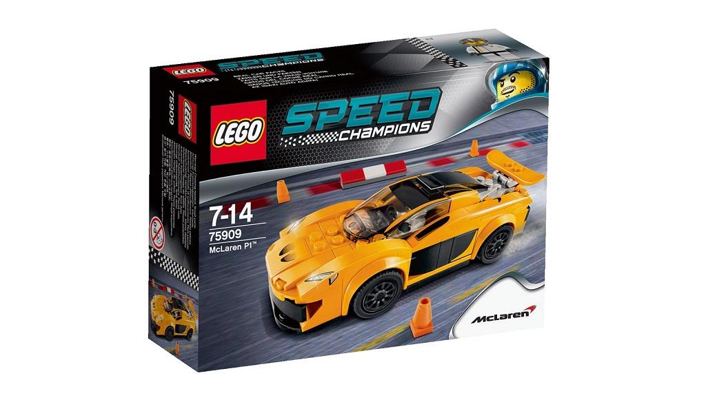 McLaren P1 LEGO set