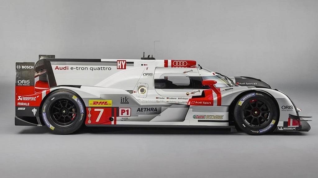 Audi R18 e-tron quattro 17