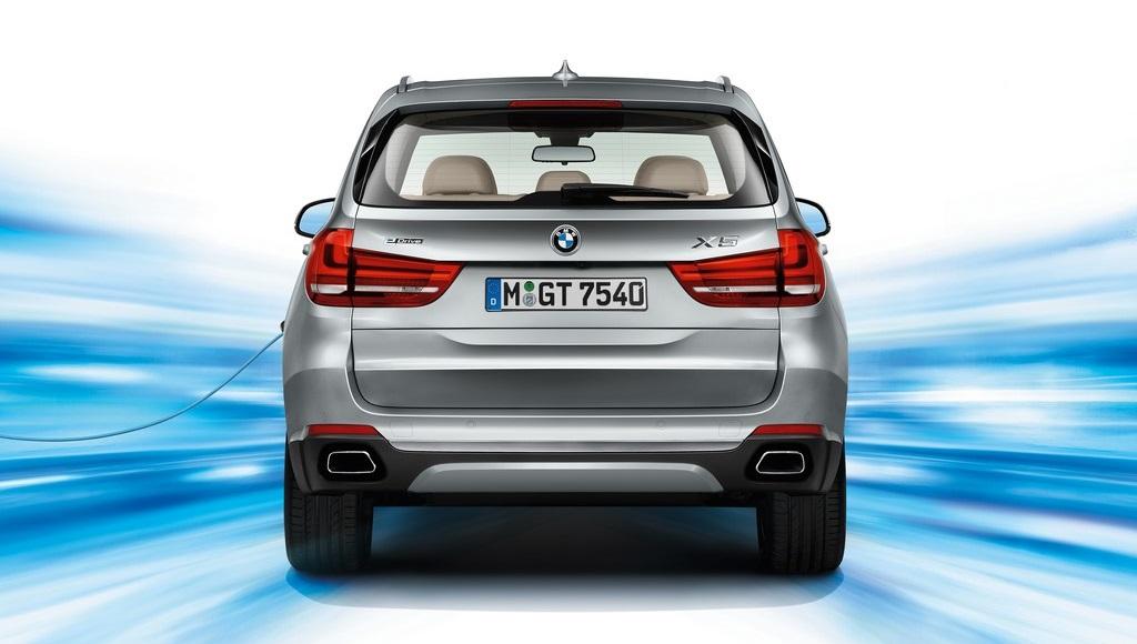 BMW X5 xDrive40e zaga