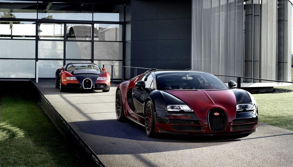Bugatti Veyron Super Sport Vitesse La Finale