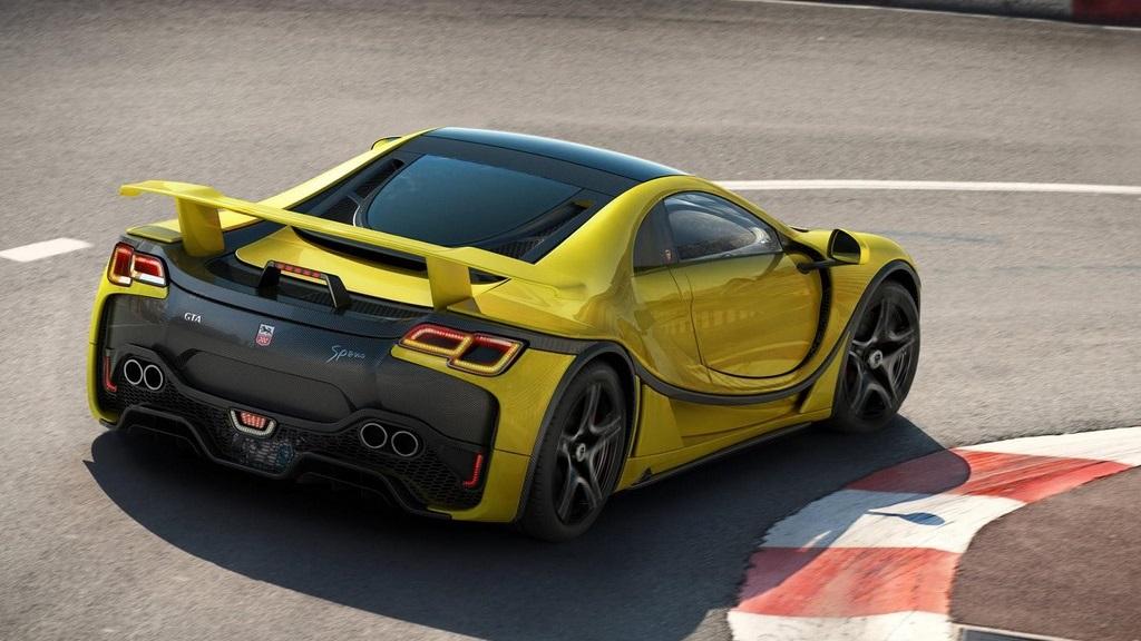 GTA Spano 2015 2