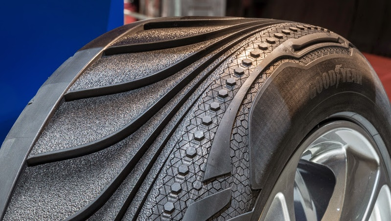 Goodyear Triple Tube