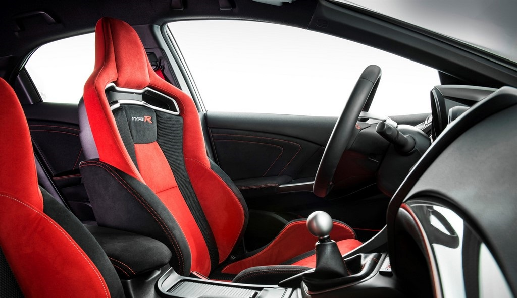 Honda Civic Type R asiento