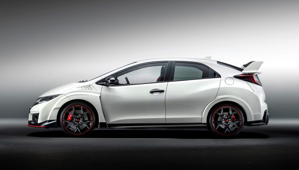 Honda Civic Type R lateral 2