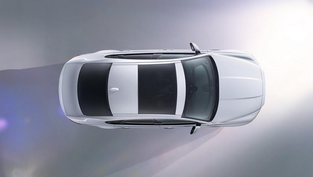 Jaguar XF segunda generacion