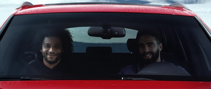 Marcelo y Carvajal