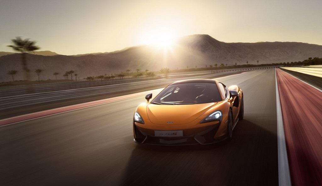 McLaren 570S Coupe 11