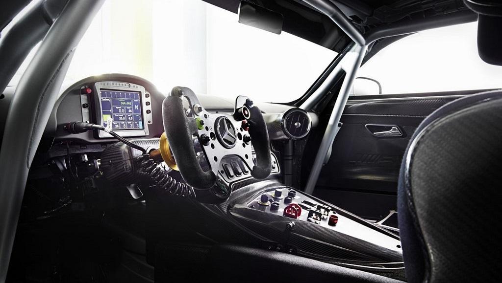 Rennwagen Mercedes-AMG GT3 Genf 2014; Racecar Mercedes-AMG GT3 Geneva 2014