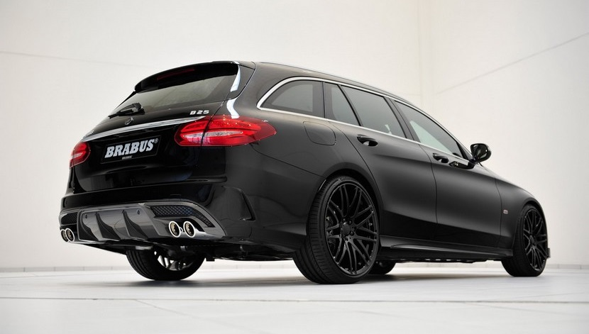 Mercedes-Benz Clase C Estate por Brabus 7