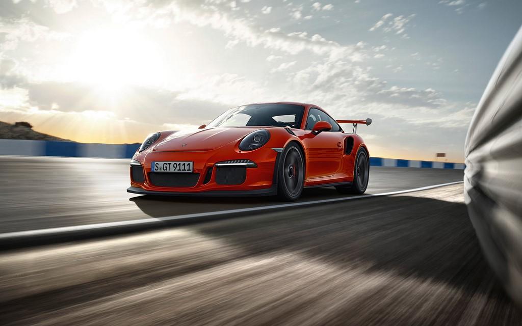 Porsche 911 GT3 RS 7