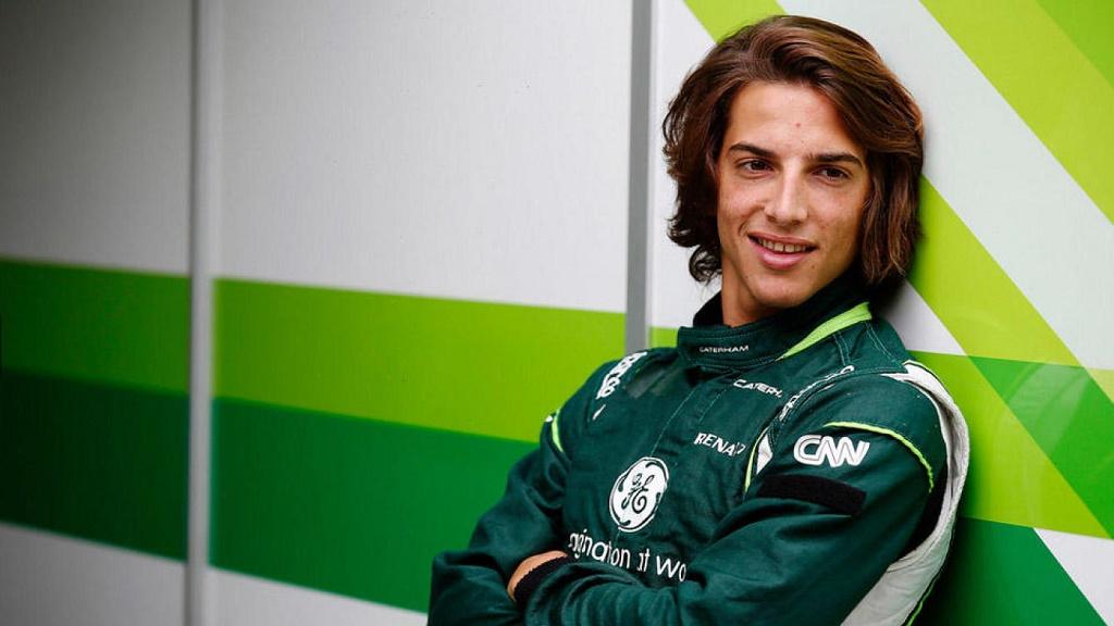 Roberto Merhi Caterham