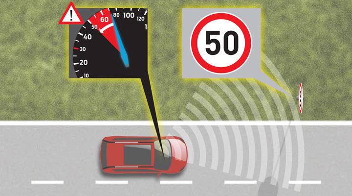 limitador velocidad inteligente S MAX 2015