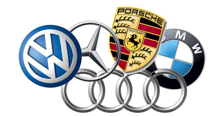 logos alemanes