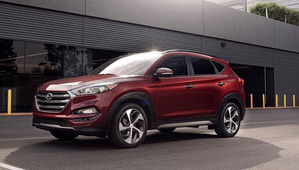2016 Hyundai Tucson 2