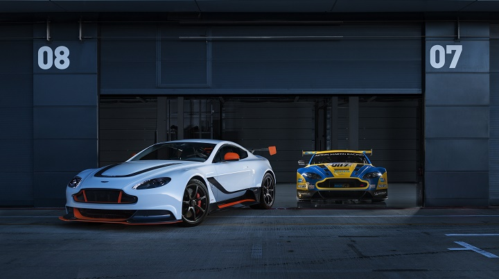 Aston Martin GT3 2
