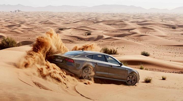 Audi A7 Sportback en Dubai