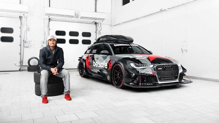 Audi RS 6 Jon Olsson 2