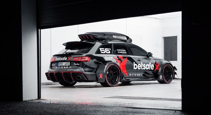 Audi RS 6 Jon Olsson