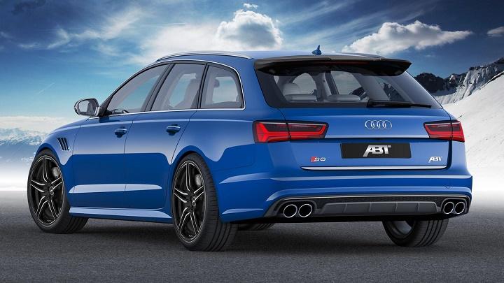 Audi S6 por ABT 2