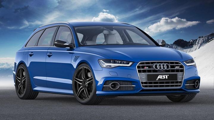 Audi S6 por ABT
