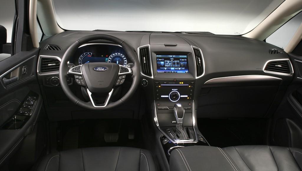 Ford Galaxy 2016 4