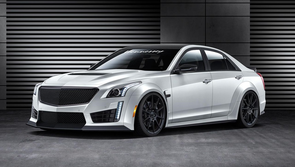 Hennessey Cadillac CTS-V HPE 1000
