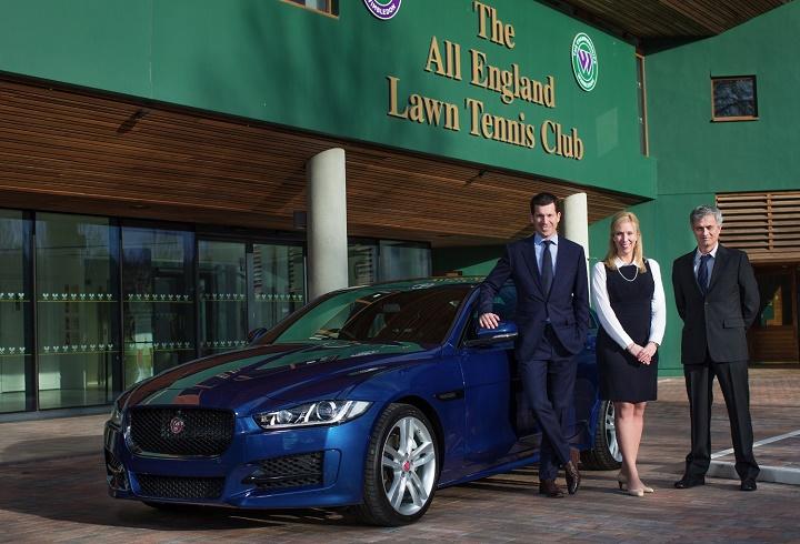 Jaguar Wimbledon