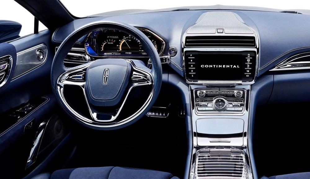 Lincoln Continental Concept 6
