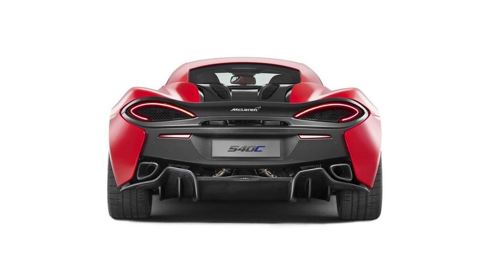 McLaren 540C Coupe 5