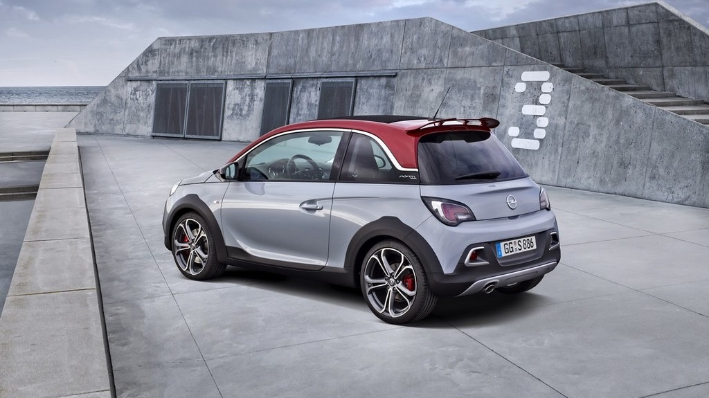 Opel Adam Rocks S 3