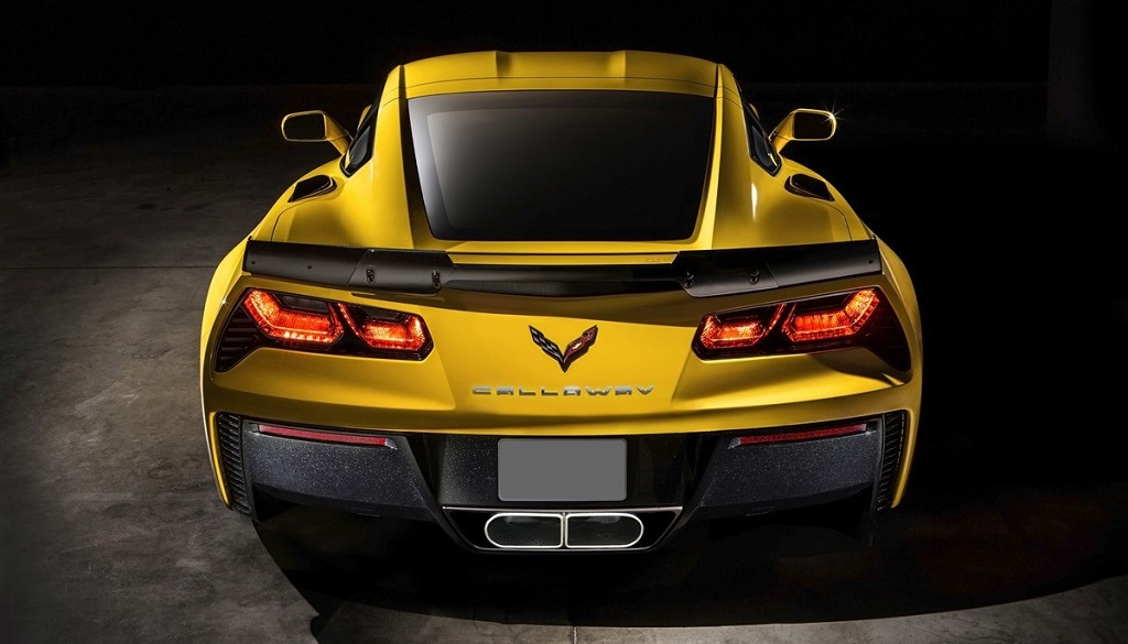 Pack Callaway Corvette Z06 2015
