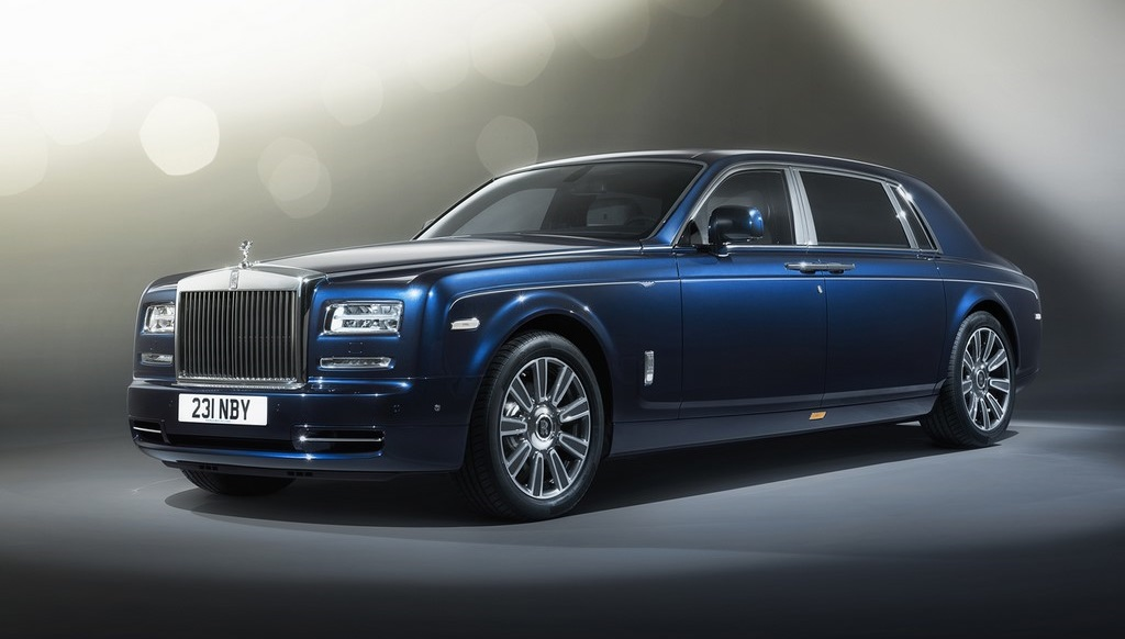 Rolls-Royce Phantom Limelight 2