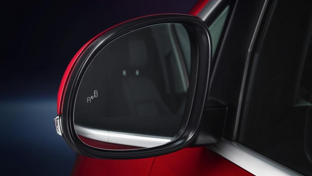 SEAT Alahmbra 2015 espejo retrovisor exterior