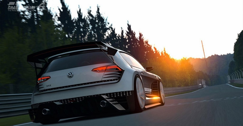 Volkswagen GTI Supersport Vision GT 4