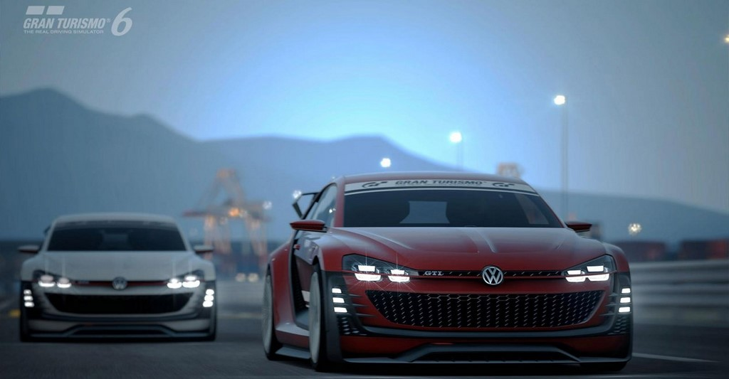 Volkswagen GTI Supersport Vision GT 6