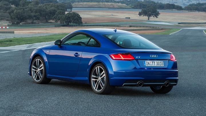 Audi TT S line edition 2